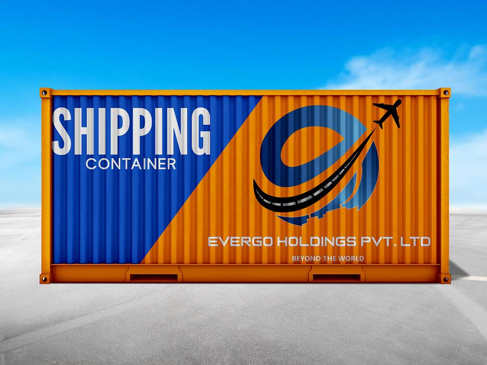 Container cargo transport